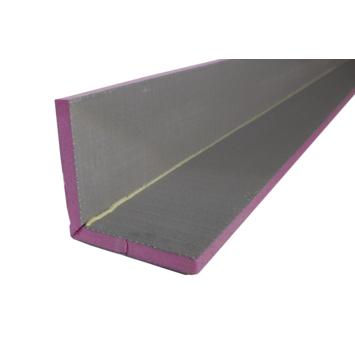Foby+ multiplaat Corner hoekelement 260x15x15cm 20mm