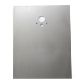 Foby+ multiplaat toiletplaat 120x150cm 20mm