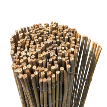 Balkonscherm bamboe ca. 90x300 cm