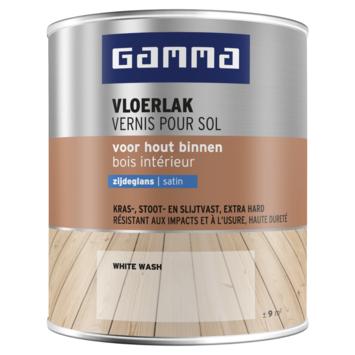 GAMMA vloerlak whitewash zijdeglans 750 ml