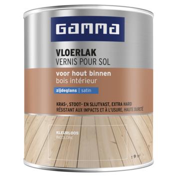 GAMMA vloerlak zijdeglans 750 ml kleurloos