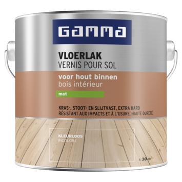 GAMMA vloervernis mat 2,5 liter kleurloos