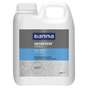 GAMMA grondverf beton 750 ml transparant