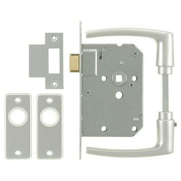 NEMEF deurkrukgarnituur 1255/94 Doorn 50mm
