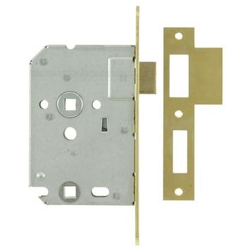NEMEF 1200 serie insteekslot badkamerslot/wc-slot 1264/5 Doorn 50mm PC 63mm