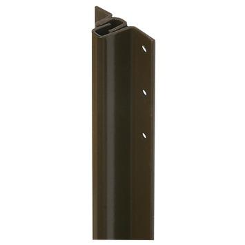 Secu anti-inbraakstrip type 3 buitendraaiend bruin 211,5 cm