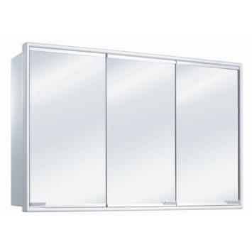 haceka cabinets splash spiegelkast wit