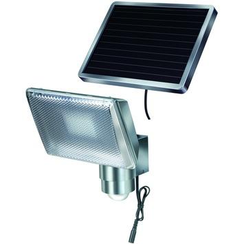 Brennenstuhl LED breedstraler solar incl. infrarood bewegingsmelder