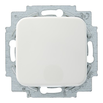 Busch-Jaeger Reflex SI wisselschakelaar wit
