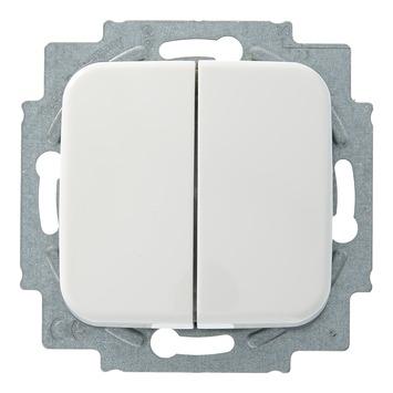 Busch-Jaeger Reflex SI serieschakelaar wit