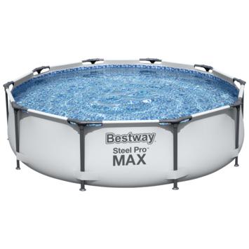 Zwembad Steel Pro Max set rond 305x76 cm