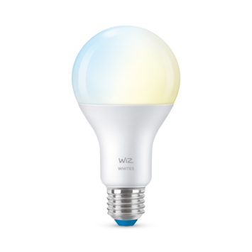 WiZ Connected LED peer E27 100W mat koel tot warmwit licht dimbaar