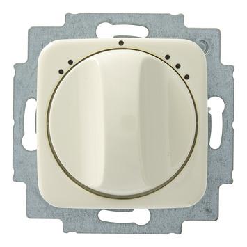 Busch-Jaeger Reflex SI ventilatorschakelaar crème