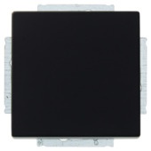 Busch-Jaeger Future Linear wisselschakelaar zwart