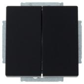 Busch-Jaeger Future Linear serieschakelaar zwart