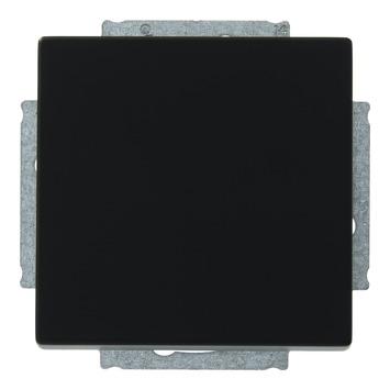 Busch-Jaeger Future Linear kruisschakelaar zwart