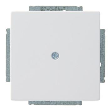 gamma busch jaeger future linear afdekplaat wit kopen busch jaeger. Black Bedroom Furniture Sets. Home Design Ideas
