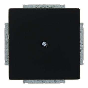 Busch-Jaeger Future Linear afdekplaat zwart