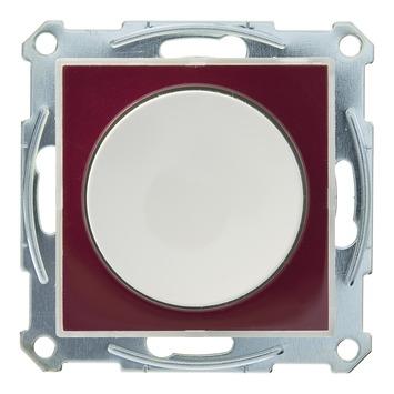 Schneider Electric System creative elektronische dimmer transparant