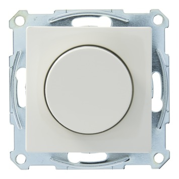 Schneider Electric System elektronische dimmer wit