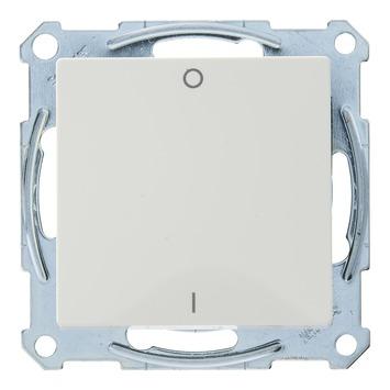 Schneider Electric System schakelaar 2-polige wit