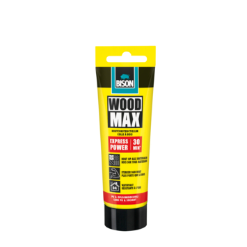 Bison wood max express tube 100 gram
