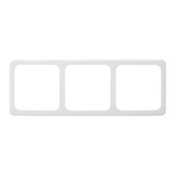 Peha Standard afdekraam 3-voudig wit