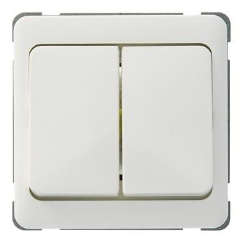 Peha Standard serieschakelaar wit