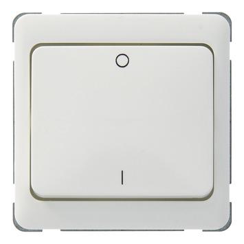 Peha Standard schakelaar 2-polig wit
