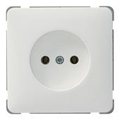 Peha Standard enkel stopcontact wit