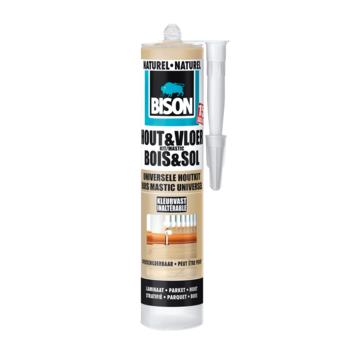Bison Hout & Vloer kit naturel 310 ml