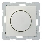 Berker S.1 elektronische dimmer wit