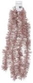 Guirlande 270 cm poederroze