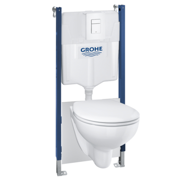 Grohe WC-pack Bau Even 5 in 1