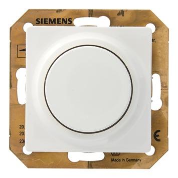 Siemens Delta i-system dimmer elektronische trafo 20-500w wit