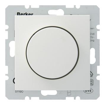 Berker B1-B.3-B.7 Dimmer Elektronische Trafo 20-360W Wit