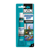 Bison Kit contactlijm gel transparant 50 ml