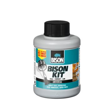 Bison Kit contactlijm met kwast 400 ml