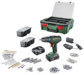Bosch accuboormachine UniversalDrill 18 Systeembox