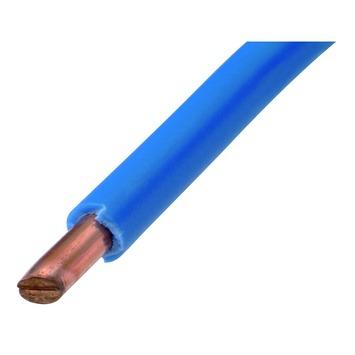 GAMMA installatiedraad  blauw 6 mm² 2,5 meter