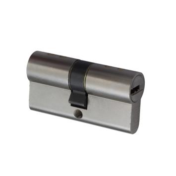 Nemef Veiligheidscilinder NF4 met keersleutel 30/30 mm SKG 3-sterren gelijksluitend 3 stuks