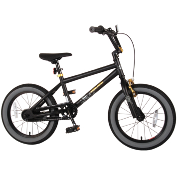 Kinderfiets Cool Rider BMX 16 inch Black Coasterbrake