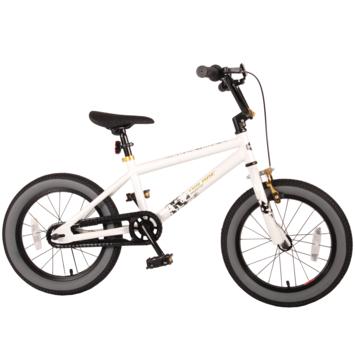 Kinderfiets Cool Rider BMX 16 inch White Coasterbrake