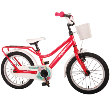 Kinderfiets Brilliant Red 16 inch