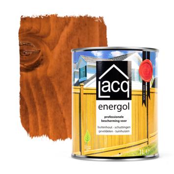 Lacq Energol bruin 1 liter