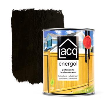Lacq Energol zwart 1 liter