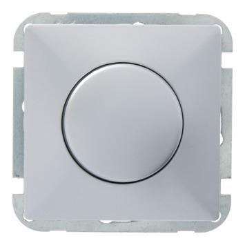 GAMMA Everest elektronische gloeilamp dimmer aluminium