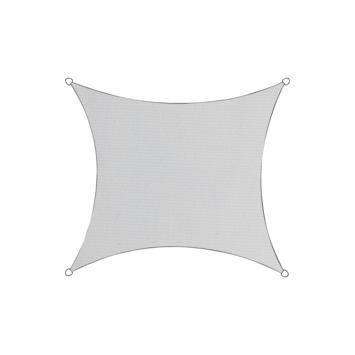 Schaduwdoek Vierkant Wit 3.6M