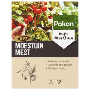 Pokon bio moestuinvoeding 1 kg