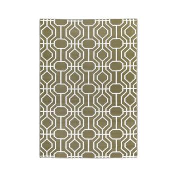 Buitenkleed Shantou Patroon Groen 160x230CM